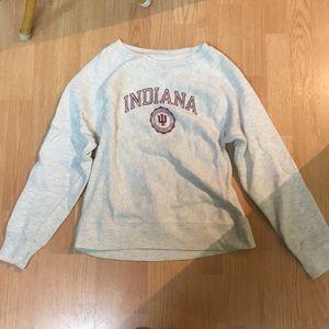 Tops - INDIANA UNIVERSITY sweater